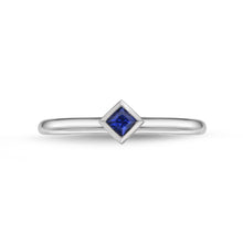 Load image into Gallery viewer, Memoire Stack'em Up White Gold Diamond Rings