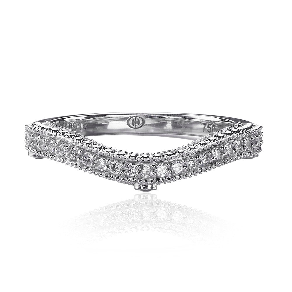 Diamond Christopher Designs Wedding Band (0.32 CTW)