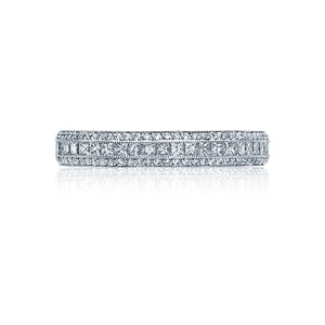 Tacori Sculpted Crescent Diamond Wedding Band (1.4 CTW)