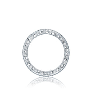 Tacori Sculpted Crescent Diamond Wedding Band (1.2 CTW)