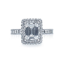 Load image into Gallery viewer, Tacori Blooming Beauties  Engagement Ring (0.89 CTW)