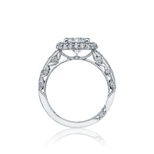 Load image into Gallery viewer, Tacori Blooming Beauties Round Diamond Engagement Ring (0.9 CTW)