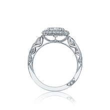 Load image into Gallery viewer, Tacori Blooming Beauties Round Diamond Engagement Ring (1.02 CTW)