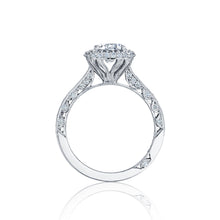 Load image into Gallery viewer, Tacori Blooming Beauties Round Diamond Engagement Ring (0.61 CTW)