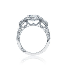 Load image into Gallery viewer, Tacori Blooming Beauties Round Diamond Engagement Ring (1.27 CTW)
