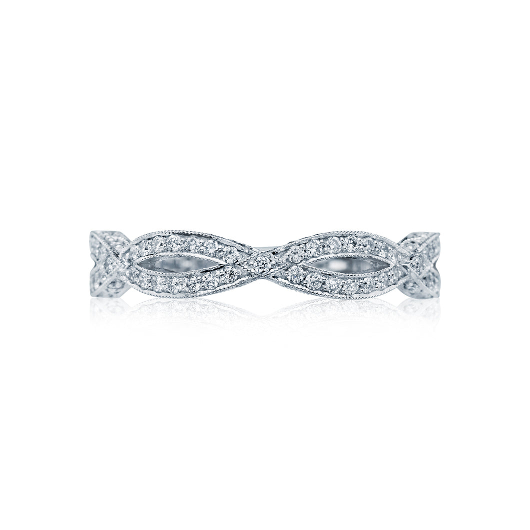 Tacori Blooming Beauties Diamond Wedding Band (0.35 CTW)