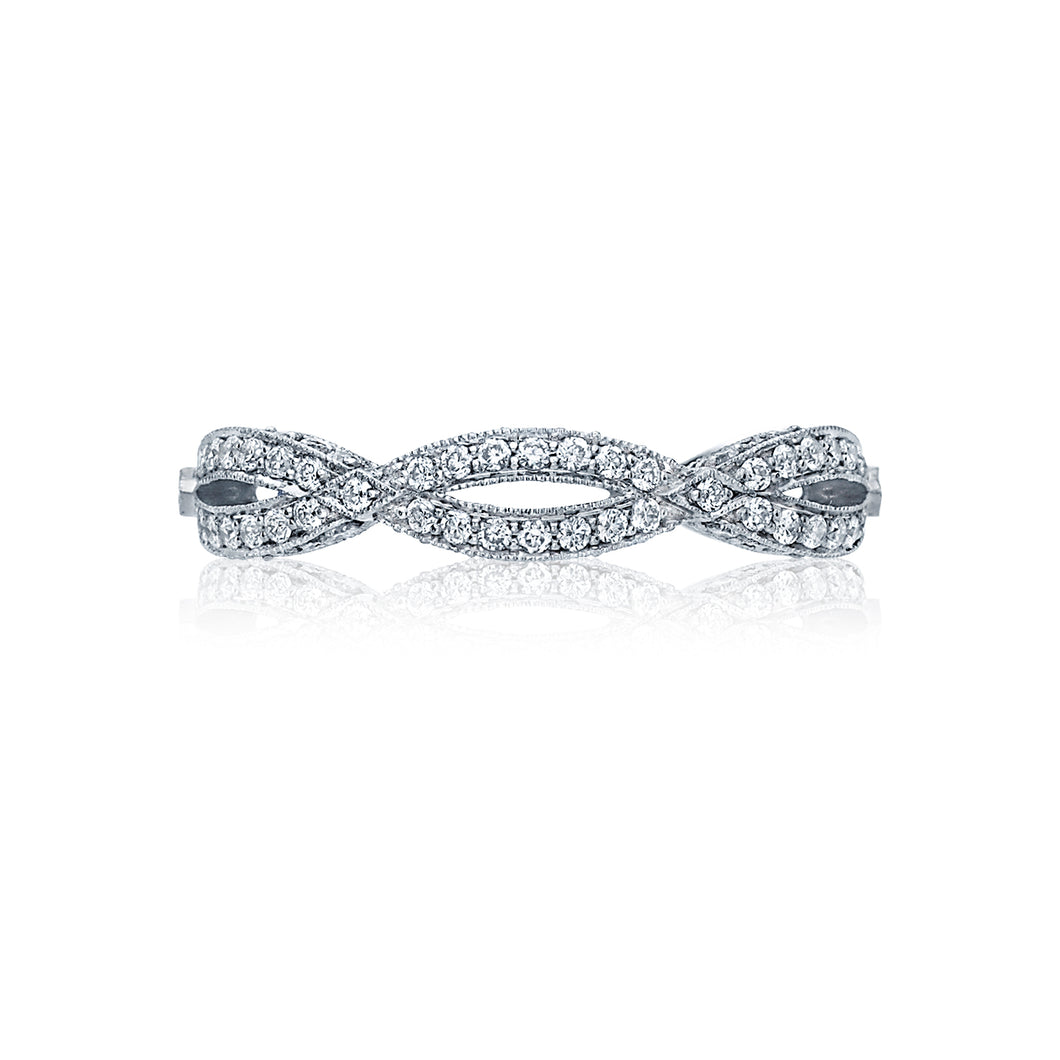 Tacori Blooming Beauties Diamond Wedding Band (0.61 CTW)