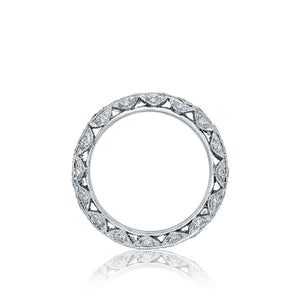 Tacori Classic Crescent Diamond Wedding Band (2 CTW)