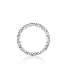 Load image into Gallery viewer, Tacori Petite Crescent Diamond Wedding Band (0.5 CTW)