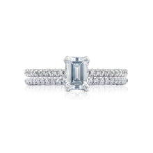 Load image into Gallery viewer, Tacori Petite Crescent  Engagement Ring (0.23 CTW)