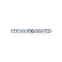 Load image into Gallery viewer, Tacori Petite Crescent Diamond Wedding Band (0.37 CTW)