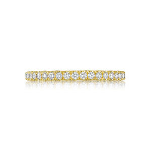 Tacori Petite Crescent Diamond Wedding Band (0.37 CTW)