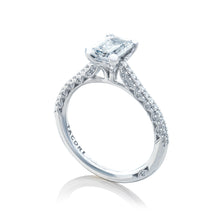 Load image into Gallery viewer, Tacori Petite Crescent  Engagement Ring (0.25 CTW)