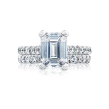 Load image into Gallery viewer, Tacori Petite Crescent  Engagement Ring (0.67 CTW)