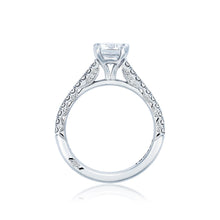Load image into Gallery viewer, Tacori Petite Crescent  Engagement Ring (0.43 CTW)