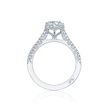 Load image into Gallery viewer, Tacori Petite Crescent Round Diamond Engagement Ring (0.33 CTW)