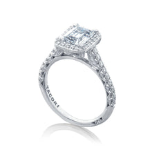 Load image into Gallery viewer, Tacori Petite Crescent  Engagement Ring (0.55 CTW)