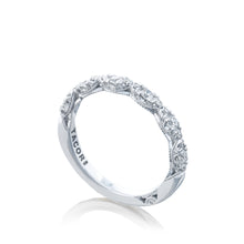 Load image into Gallery viewer, Tacori Petite Crescent Diamond Wedding Band (0.36 CTW)
