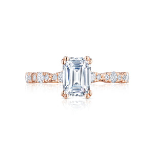 Tacori Petite Crescent Diamond Wedding Band (0.35 CTW)