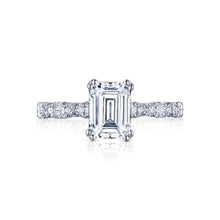 Load image into Gallery viewer, Tacori Petite Crescent  Engagement Ring (0.35 CTW)