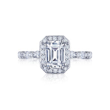 Load image into Gallery viewer, Tacori Petite Crescent  Engagement Ring (0.56 CTW)