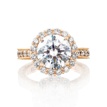 Load image into Gallery viewer, Tacori RoyalT Round Diamond Engagement Ring (1.4 CTW)
