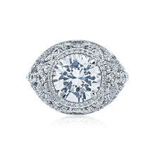 Load image into Gallery viewer, Tacori RoyalT Round Diamond Engagement Ring (1.45 CTW)