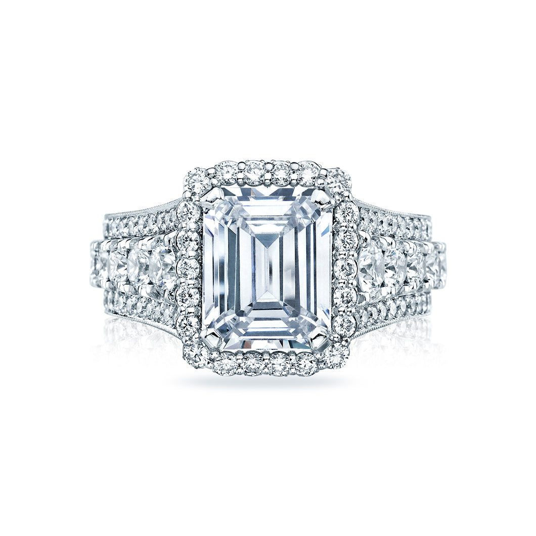 Tacori RoyalT  Engagement Ring (2.55 CTW)