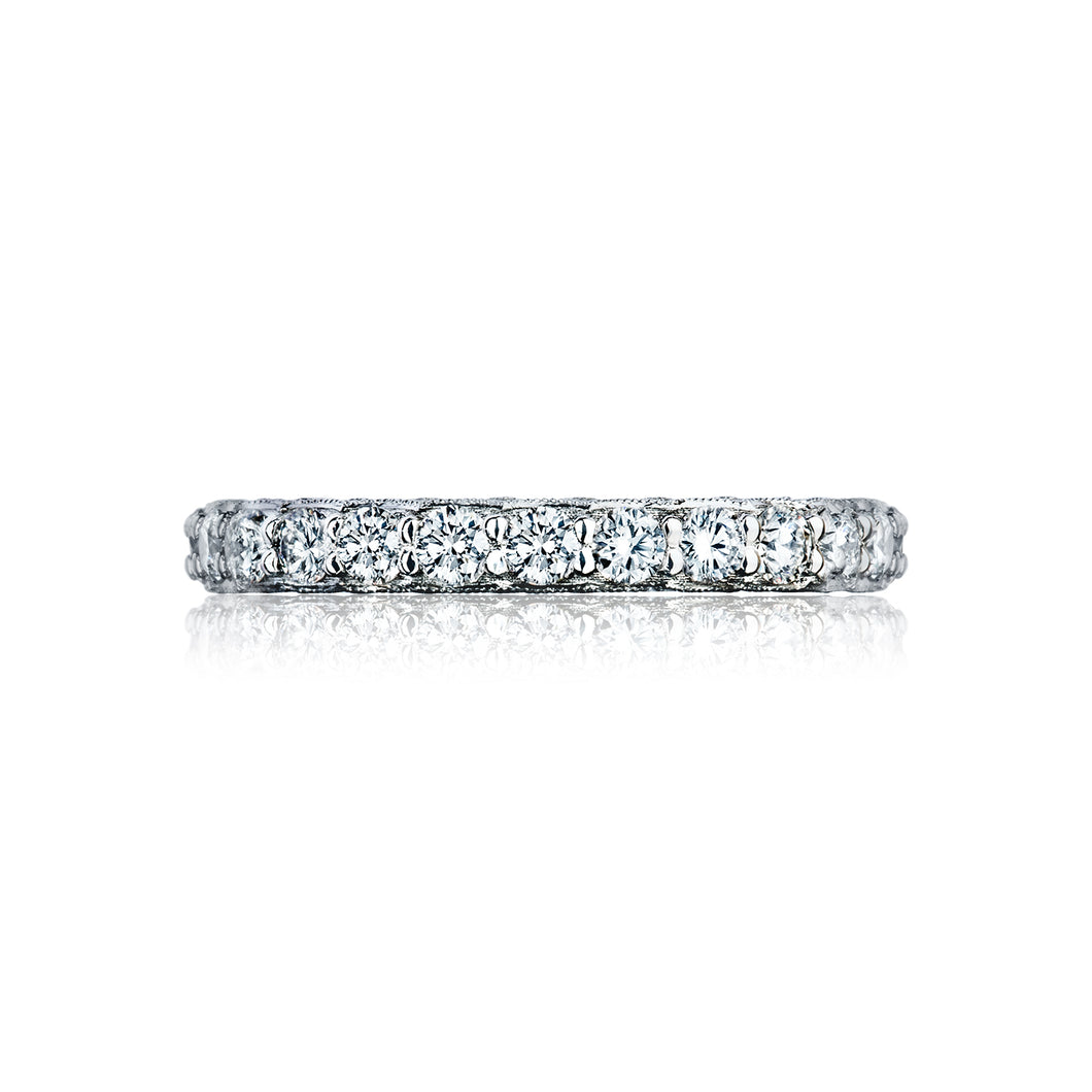 Tacori RoyalT Diamond Wedding Band (0.91 CTW)