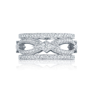 Tacori Adoration Diamond Wedding Band (1.5 CTW)