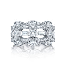 Load image into Gallery viewer, Tacori Adoration Diamond Wedding Band (1.91 CTW)
