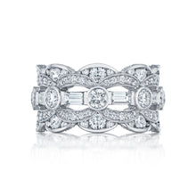 Load image into Gallery viewer, Tacori Adoration Diamond Wedding Band (4.36 CTW)