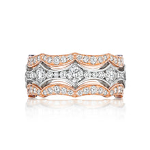 Load image into Gallery viewer, Tacori Adoration Diamond Wedding Band (1.43 CTW)