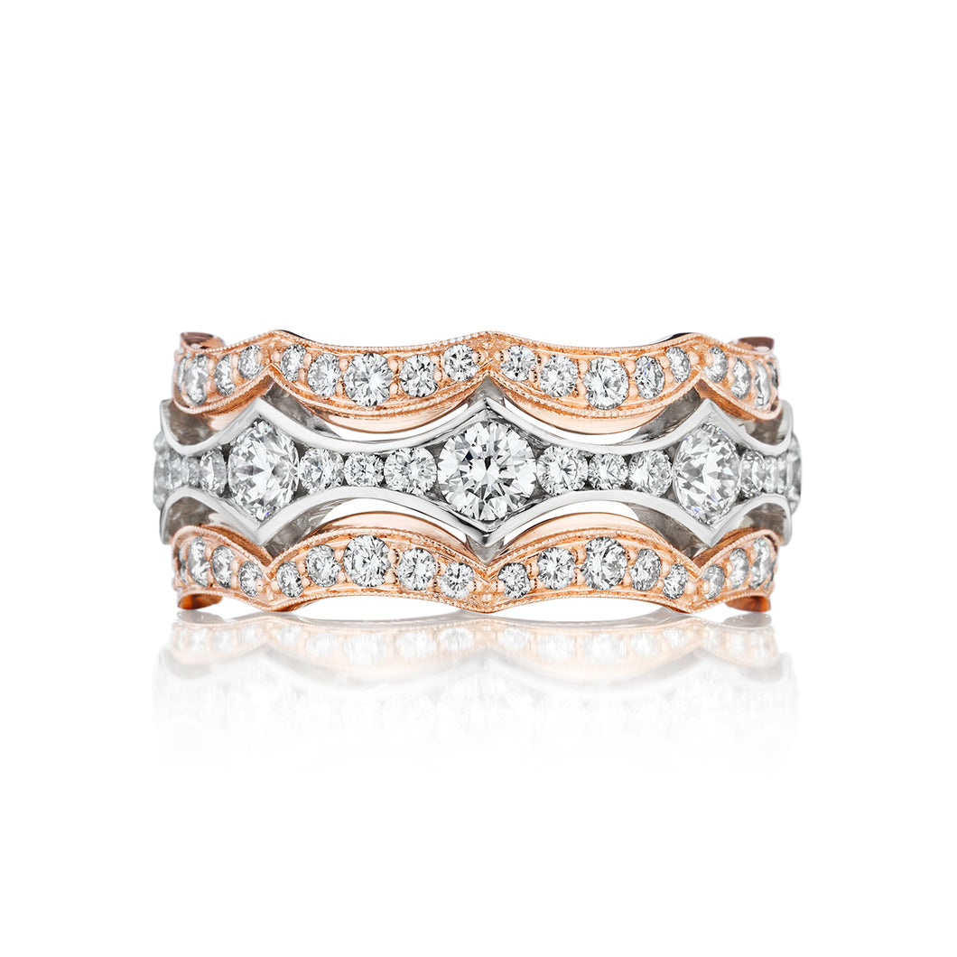 Tacori Adoration Diamond Wedding Band (2.53 CTW)