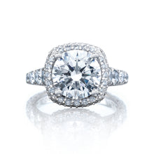 Load image into Gallery viewer, Tacori RoyalT Round Diamond Engagement Ring (2.01 CTW)