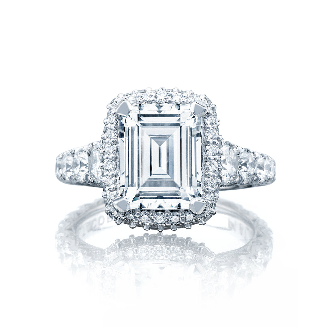 Tacori RoyalT  Engagement Ring (1.95 CTW)
