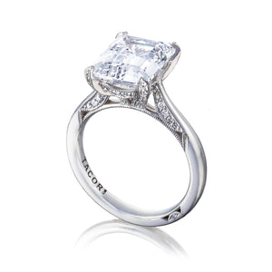 Tacori RoyalT  Engagement Ring (0.22 CTW)