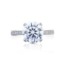 Load image into Gallery viewer, Tacori RoyalT Round Diamond Engagement Ring (0.75 CTW)