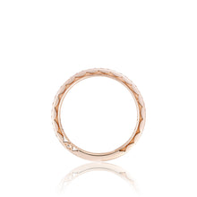 Load image into Gallery viewer, Tacori RoyalT Diamond Wedding Band (0.34 CTW)