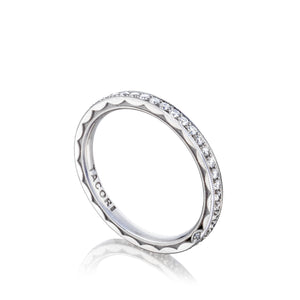 Tacori RoyalT Diamond Wedding Band (0.45 CTW)
