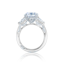 Load image into Gallery viewer, Tacori RoyalT Round Diamond Engagement Ring (0.84 CTW)