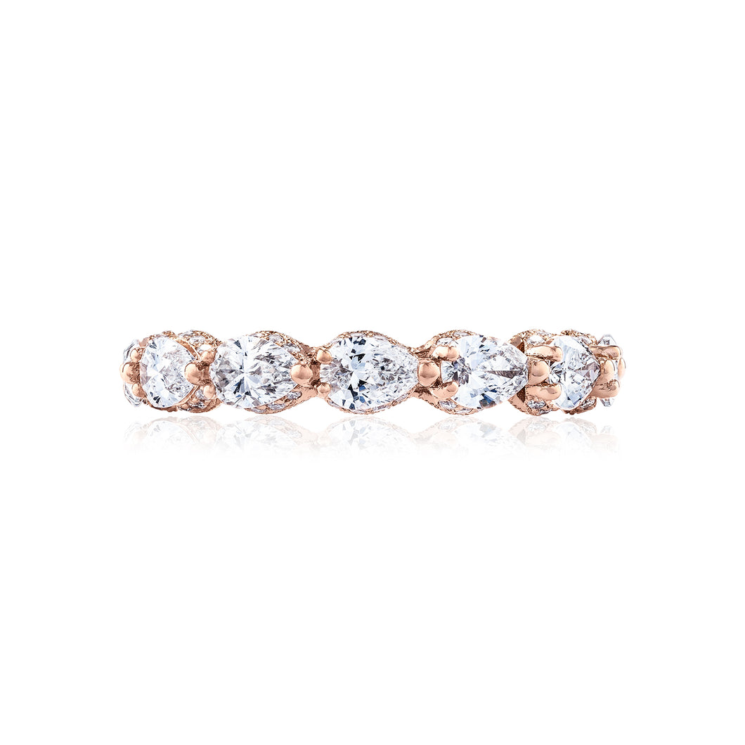 Tacori RoyalT Diamond Wedding Band (2.1 CTW)