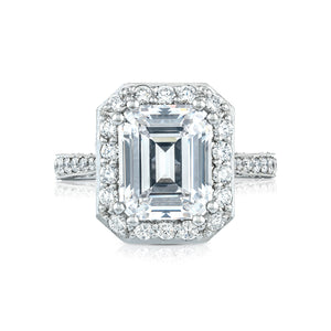 Tacori RoyalT  Engagement Ring (1.36 CTW)