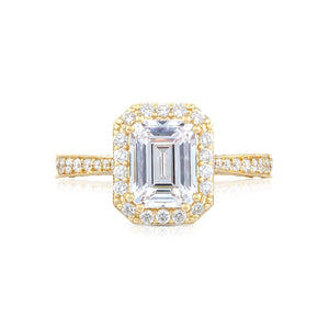 Tacori RoyalT  Engagement Ring (1 CTW)