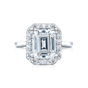 Tacori RoyalT  Engagement Ring (0.78 CTW)