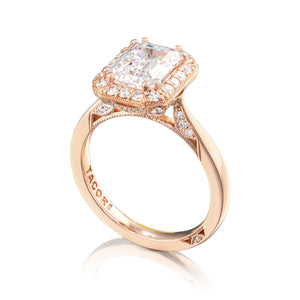 Tacori RoyalT  Engagement Ring (0.51 CTW)