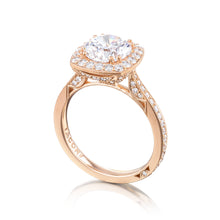 Load image into Gallery viewer, Tacori RoyalT Round Diamond Engagement Ring (0.76 CTW)