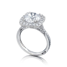 Load image into Gallery viewer, Tacori RoyalT Round Diamond Engagement Ring (1 CTW)