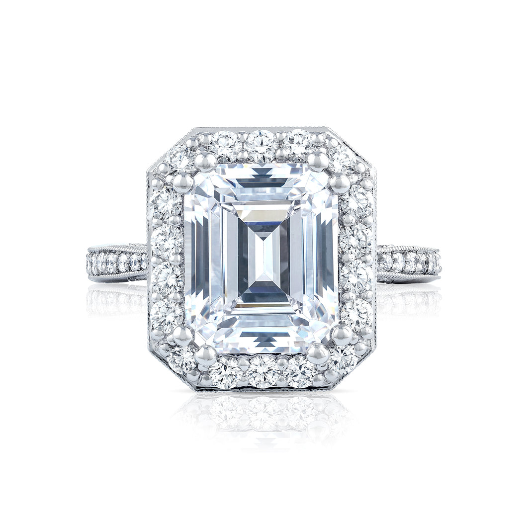 Tacori RoyalT  Engagement Ring (1.11 CTW)