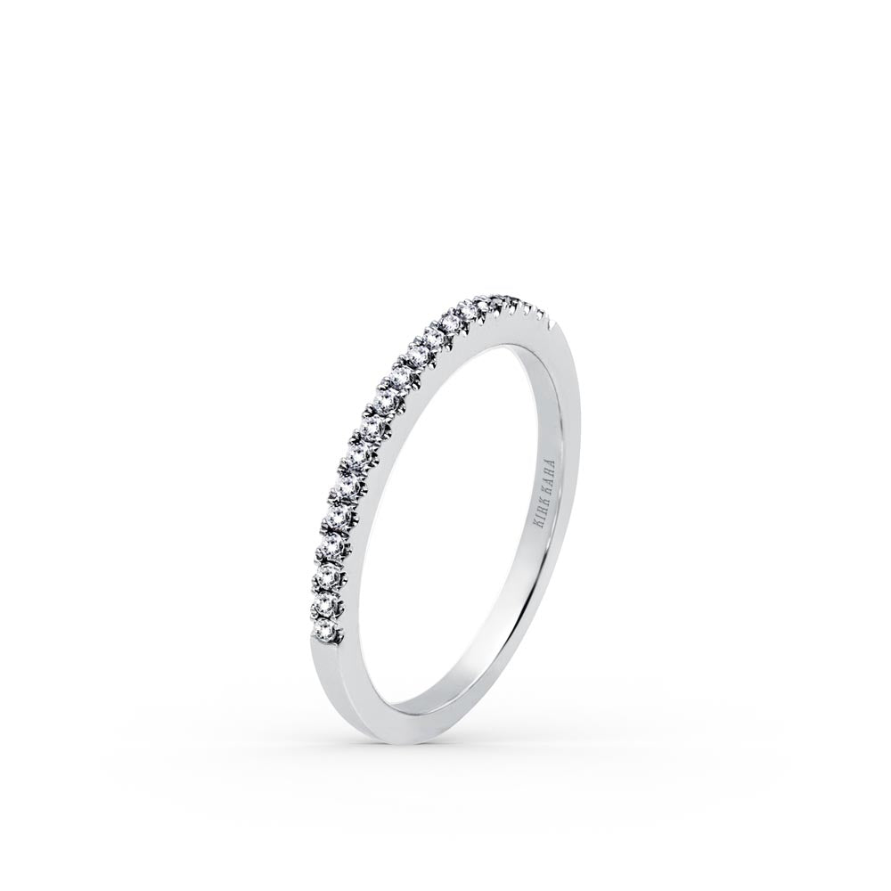 KirkKara Stella Diamond Wedding Band (0.17  CTW)